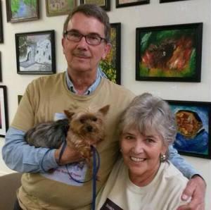 Bill & Sharon Hopkins