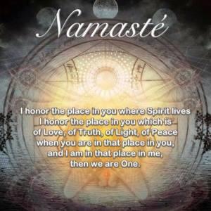 Namaste - 2